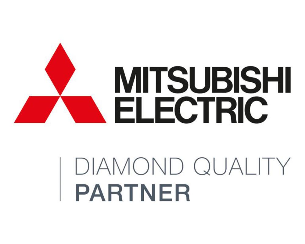 Mitsubishi Electric Diamond Quality Partner